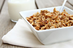 Granola Royalty Free Stock Photos