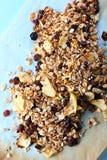 Granola stockbilder