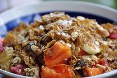 granola стоковое изображение