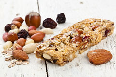 Free Granola Bar Stock Photography - 19333952
