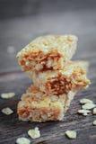 Granola barre Stock Image