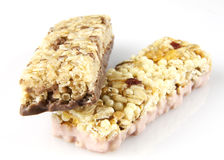 Granola bars Stock Photos