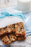 Granola bars Royalty Free Stock Image