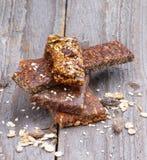 Granola Bars Royalty Free Stock Photo
