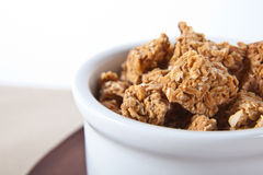Granola in a bowl Stock Images