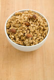 Granola Bowl Royalty Free Stock Photography