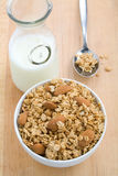 Granola Bowl Stock Photos