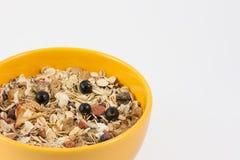 Granola in a bowl Stock Photos