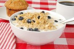 Granola cereal Royalty Free Stock Photos