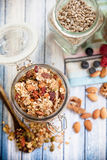 Granola Stock Photos