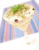 Granola desert Royalty Free Stock Image