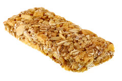 Granola Multi-grain Bar Royalty Free Stock Photos