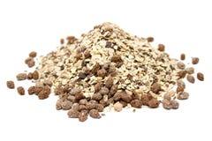 granola na śniadanie fotografia stock
