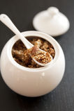 Granola with quinoa Royalty Free Stock Images