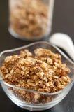 Granola with quinoa Stock Image