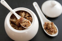 Free Granola With Quinoa Stock Image - 34684121