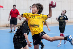 Granollers CUP 2013 Stock Images