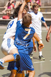GRANOLLERS CUP 2014 Royalty Free Stock Photo