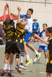 GRANOLLERS CUP 2014 Stock Images