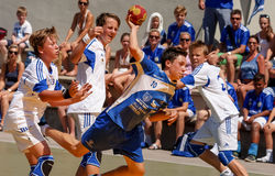 GRANOLLERS CUP 2014 Stock Image