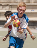 GRANOLLERS CUP 2014 Royalty Free Stock Images