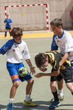 GRANOLLERS CUP 2014 Royalty Free Stock Photos