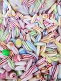 Granos coloridos Imagen de archivo libre de regalías
