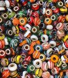 Granos coloridos Fotografía de archivo