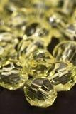 Granos cristalinos Imagen de archivo