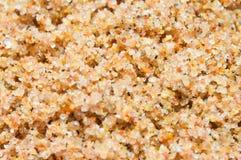 Granos de arena 2 Fotos de archivo libres de regalías