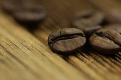 Granos de café Imágenes de archivo libres de regalías