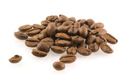 Granos de café. imagen de archivo libre de regalías