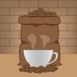 Granos de café Imagen de archivo