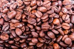 Granos de café asados Imagen de archivo
