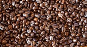 Granos de café asados Foto de archivo