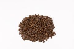 Granos de café de la colina Imagenes de archivo