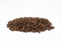 Granos de café de la colina Fotos de archivo