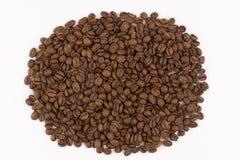 Granos de café de la colina Imagen de archivo