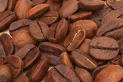 Granos de café representación 3d Imagenes de archivo