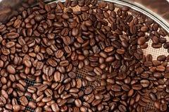 Granos de café seleccionados Foto de archivo