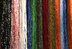 Granos de cristal Imagen de archivo libre de regalías