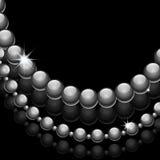 Granos de cristal Fotos de archivo libres de regalías