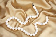 Granos de las perlas Imagen de archivo