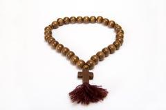 Granos del rosario Fotos de archivo libres de regalías