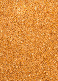 Granos orgánicos procesados del trigo Fotos de archivo libres de regalías