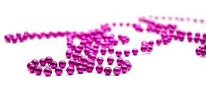 Granos rosados Imágenes de archivo libres de regalías