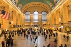 Grant Central Station (época natalícia) Imagens de Stock