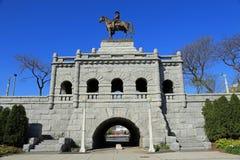 Grant-Denkmal Stockbild