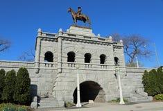Grant-Denkmal Lizenzfreie Stockfotografie