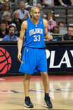 Grant Hill At Center Court Stock Images